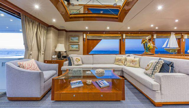High Rise Charter Yacht - 6