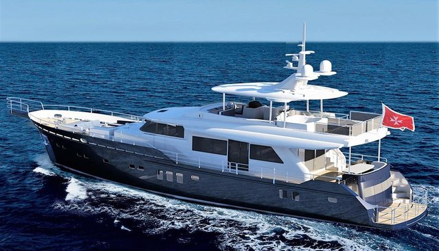 Natalya 86/01 Charter Yacht - 2
