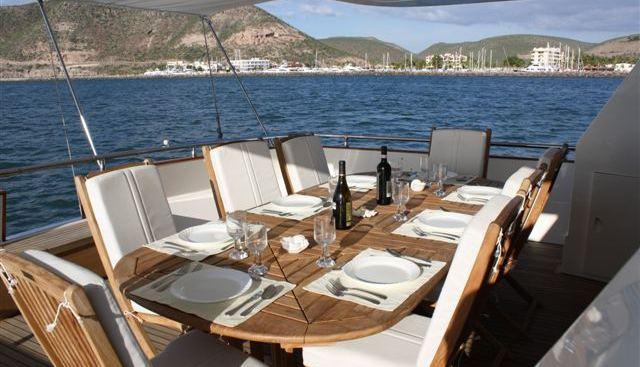 Sogno Charter Yacht - 2