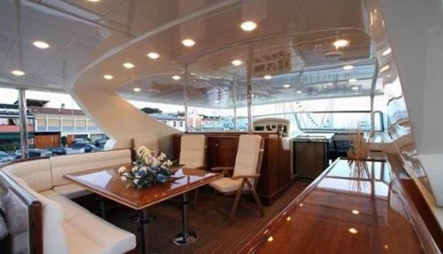 Ariston Five Charter Yacht - 3