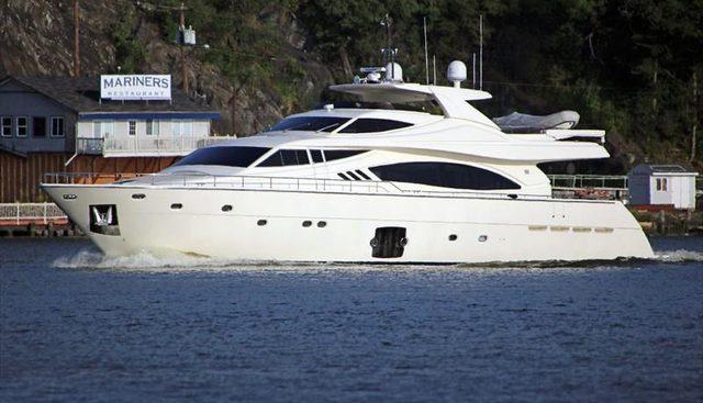Gabarito Charter Yacht