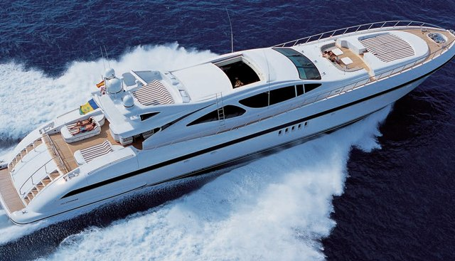Mac Too Charter Yacht - 2