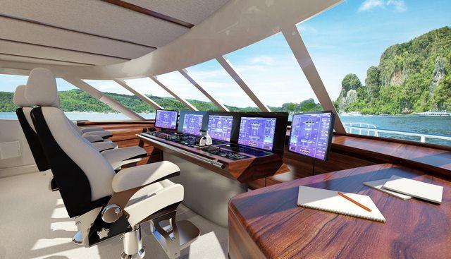 Hatt Mill Charter Yacht - 5