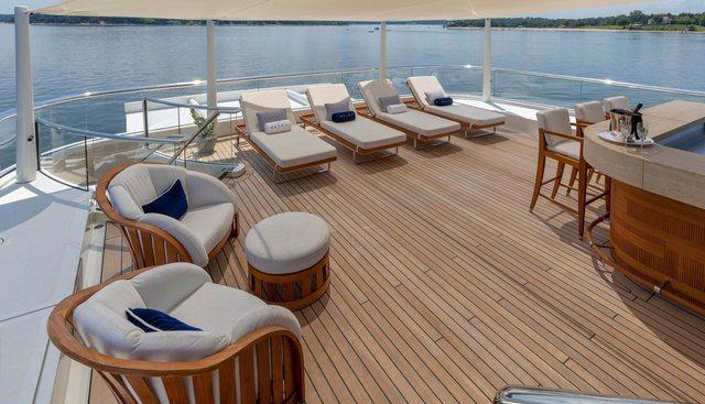 Lunasea Charter Yacht - 4