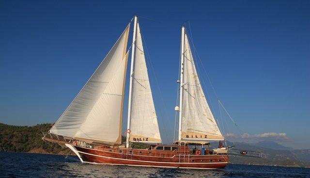 Biliz Charter Yacht