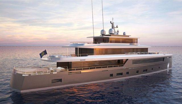 Perini Navi 52m Voyager Charter Yacht