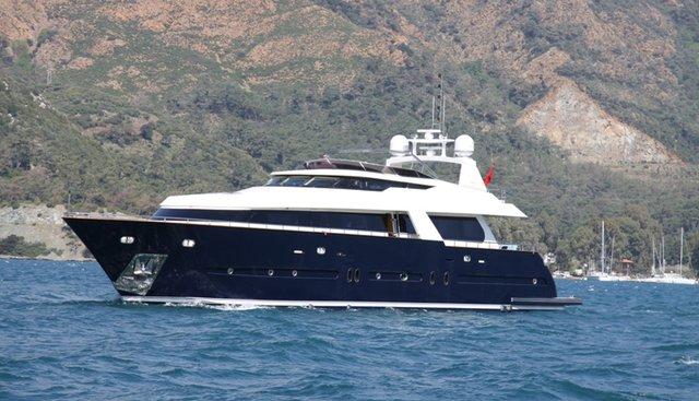 My Tutku Charter Yacht