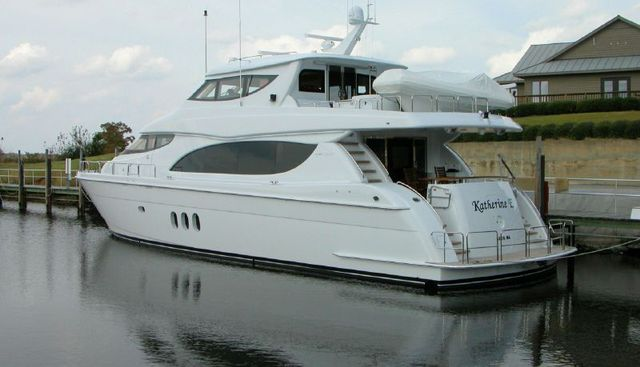 Second Generation Charter Yacht - 4