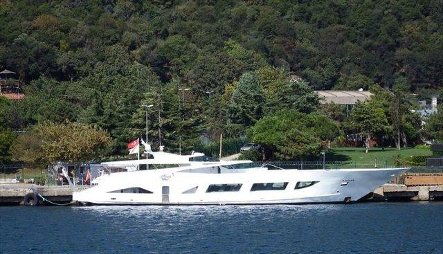 Matilda Charter Yacht