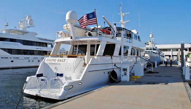 Going Galt Charter Yacht - 2