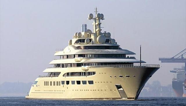 Dilbar Charter Yacht - 2