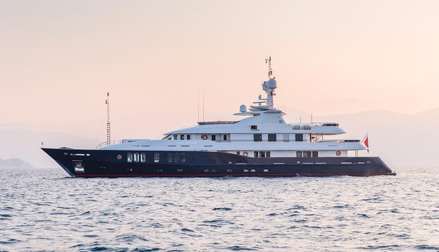 Rare Find Charter Yacht
