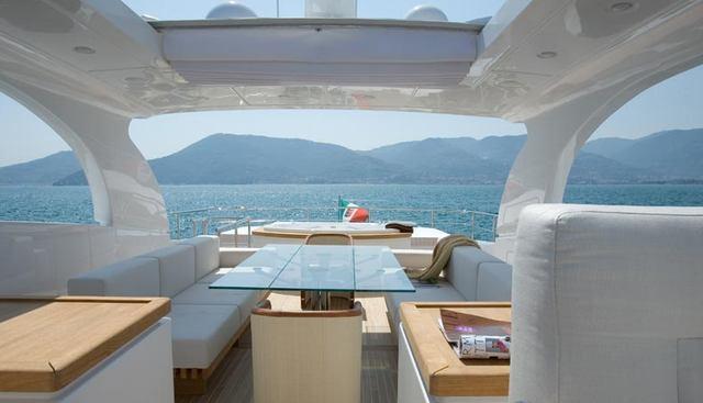 Atlantica Atlantica Charter Yacht - 2