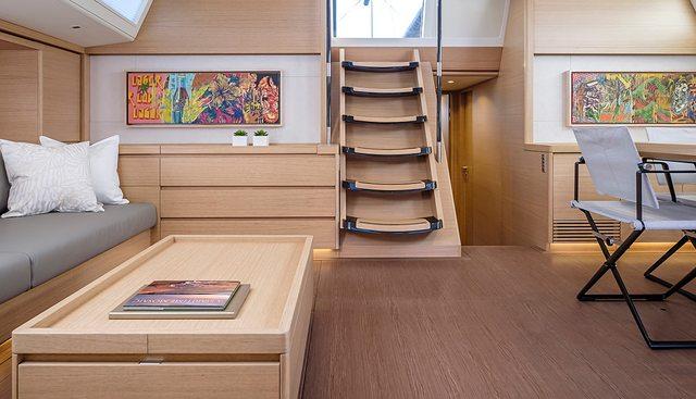 Sorceress Charter Yacht - 5