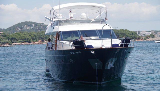 Furia Sexto Charter Yacht - 2