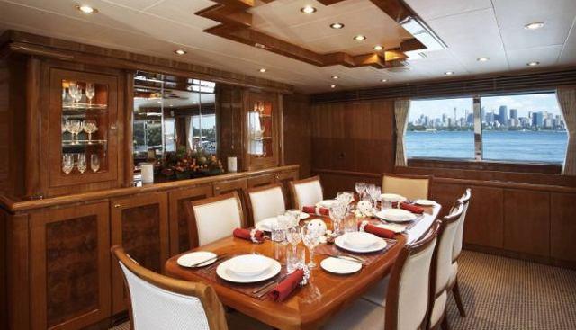 Hillsy Charter Yacht - 5