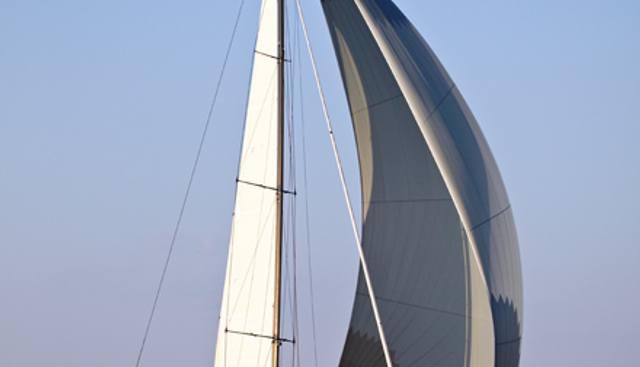 Geometry Charter Yacht - 3