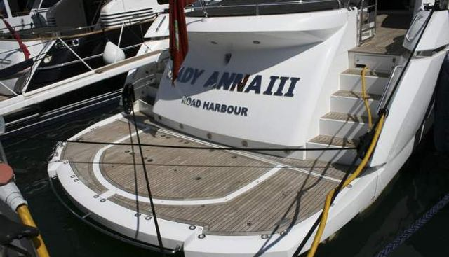 Lady Anna III Charter Yacht - 2