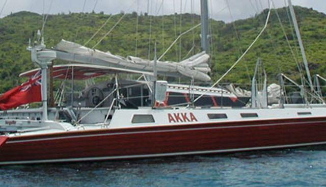 Akka Charter Yacht - 4