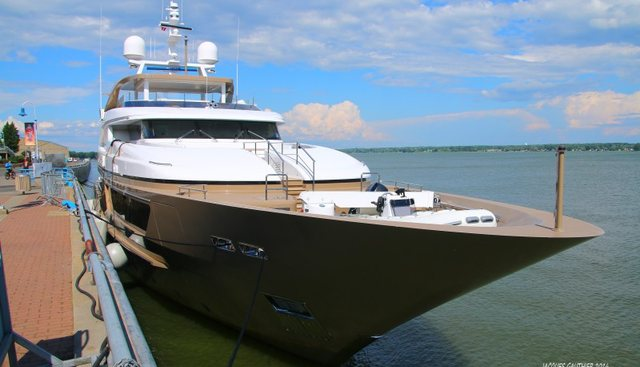 Pick Up Charter Yacht - 6