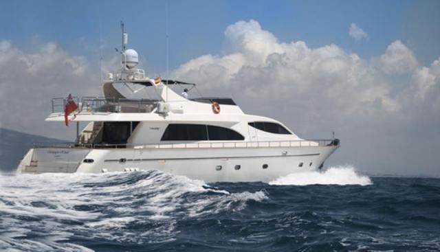Champagne O'Clock Charter Yacht - 5