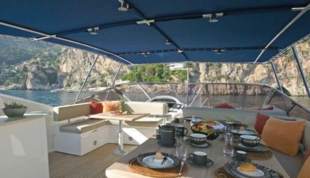 Major Affair Charter Yacht - 2