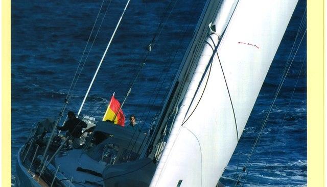 Mararafare V Charter Yacht