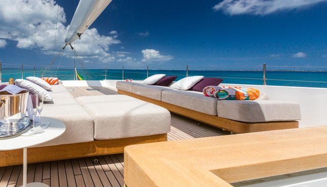 Spirit of the C's Charter Yacht - 3