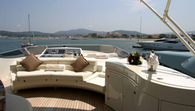 4Five Charter Yacht - 4