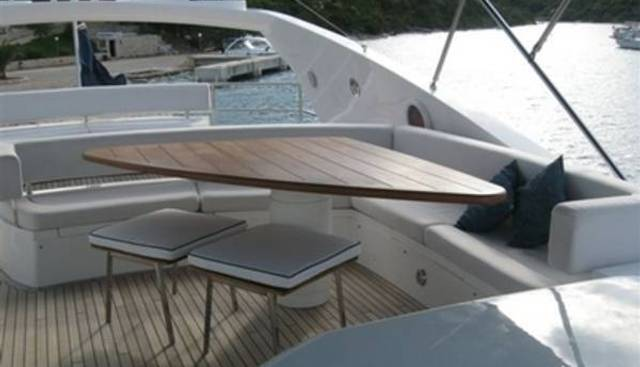 Harrys Game Charter Yacht - 4
