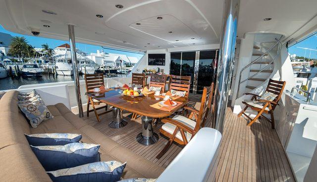 Wild Kingdom Charter Yacht - 5
