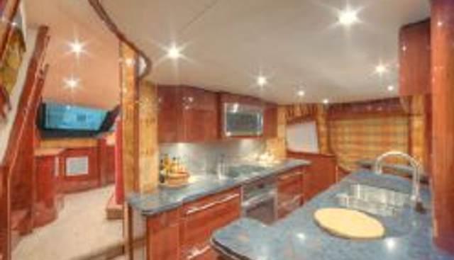 Neptunus 75 Flybridge Charter Yacht - 2