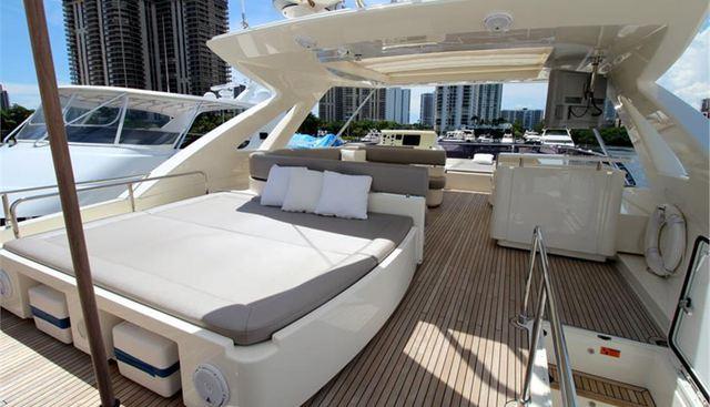 Evolution Charter Yacht - 4