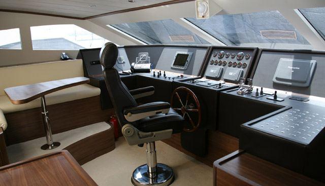 The Wish Charter Yacht - 5