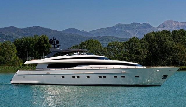 Meduse Charter Yacht