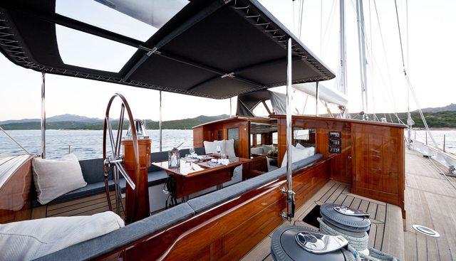 Nyima Charter Yacht - 6