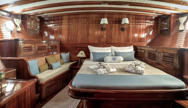 Entre Cielos Charter Yacht - 6