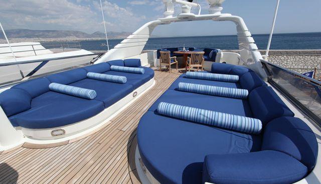 Jaan Charter Yacht - 2