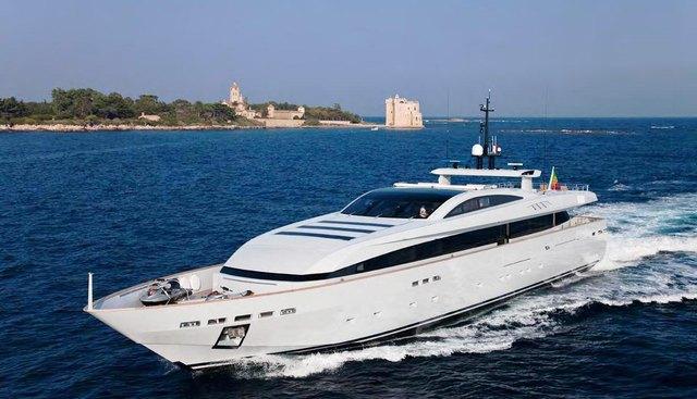 Fan Too Charter Yacht