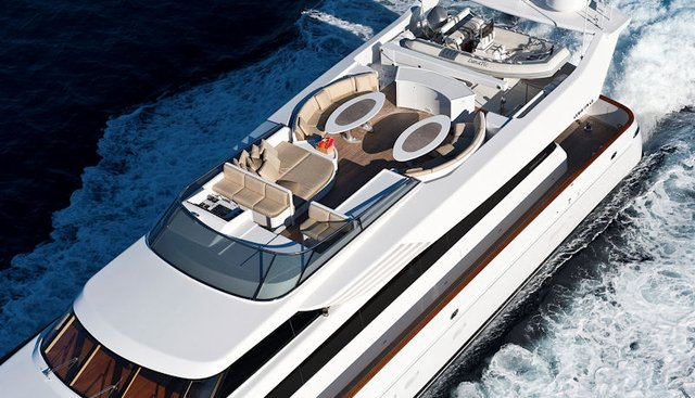 Lunacea Charter Yacht - 4