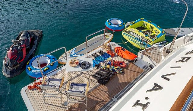 Riva I Charter Yacht - 4