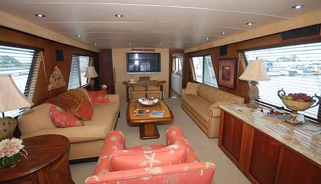 Nine Charter Yacht - 3