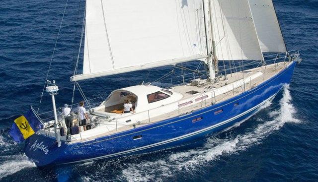 Aglaia Charter Yacht - 2