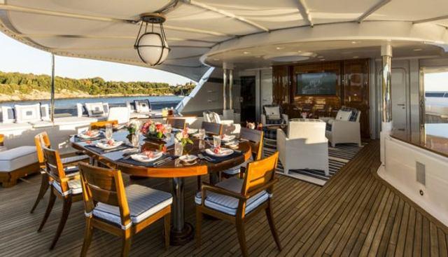 Blue Moon Charter Yacht - 3