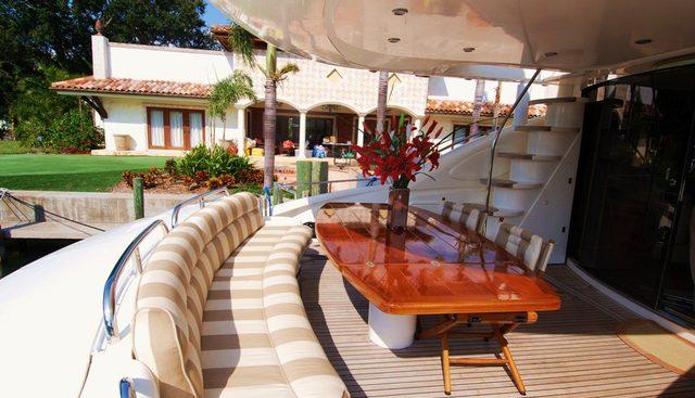 Carolina Dreamin Charter Yacht - 5