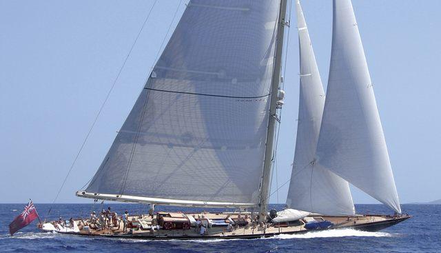 Shamrock V Charter Yacht - 2