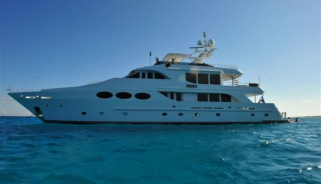 Chosen One Charter Yacht - 5
