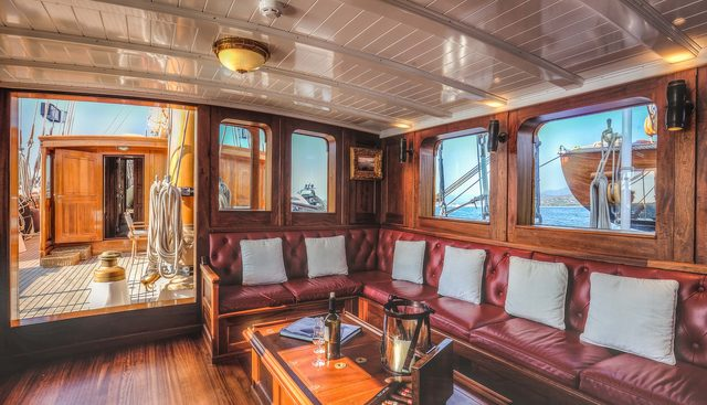 Trinakria Charter Yacht - 7
