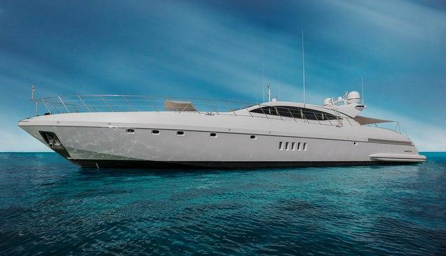 Gerosa Charter Yacht