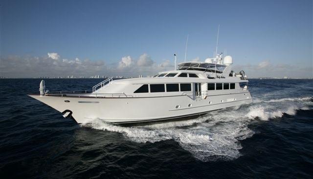 Three Kings Charter Yacht